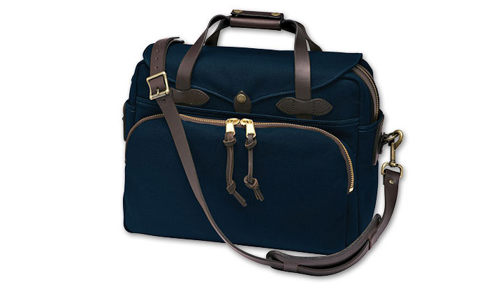 Crafted_American_Filson_Navy_Padded_Computer_Bag