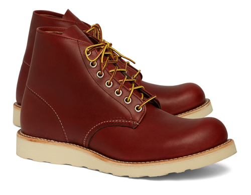 Crafted_American_Redwing_9105_Red_MH00268_RED