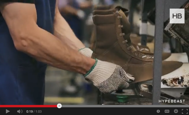 Hypebeast visits Danner Boots