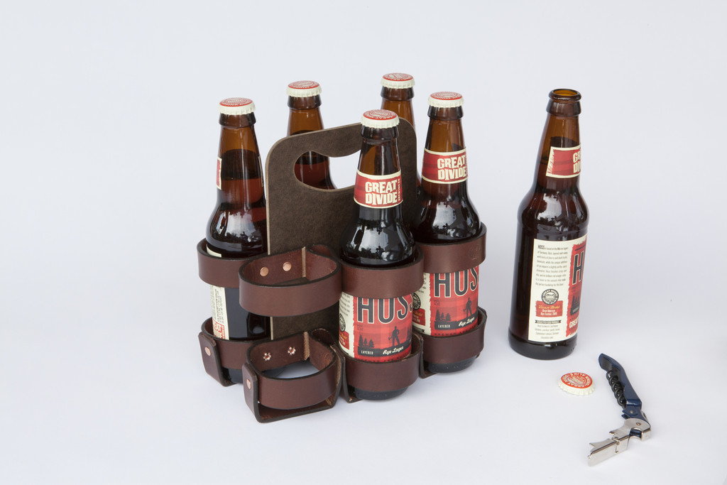 Crafted_American_Walnut_Leather_6pack_Holder