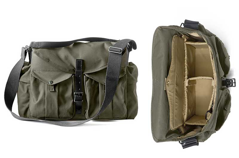 Crafted_American_Filson_Harvey_Messenger_Camera_Bag_Main
